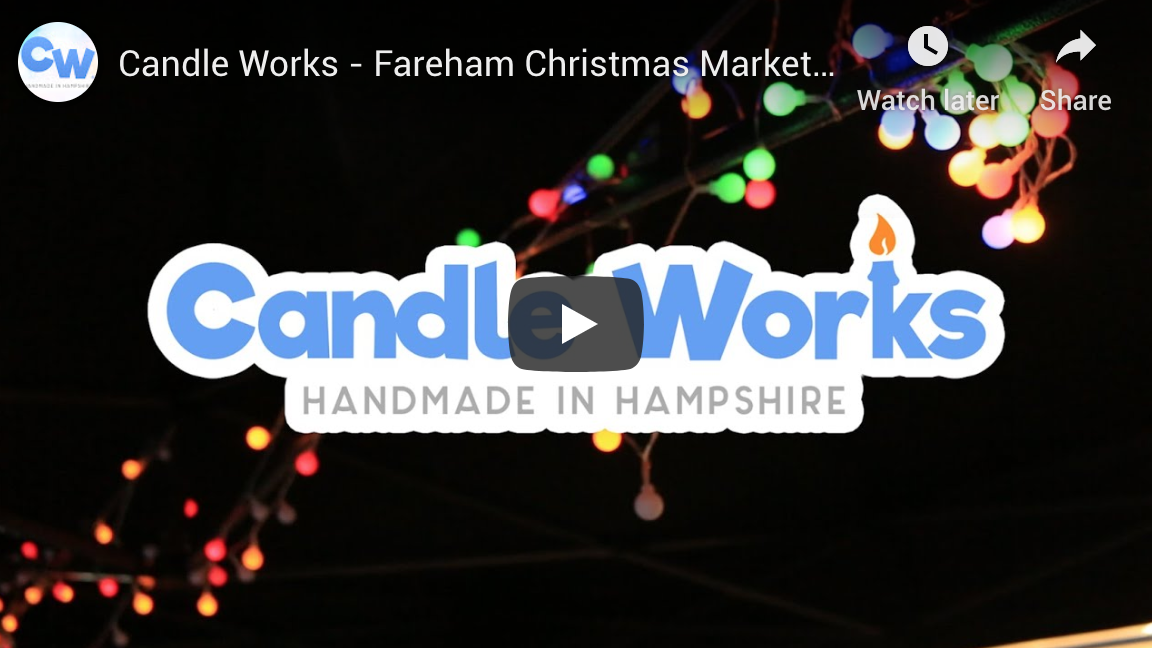 Fareham Christmas Market Video