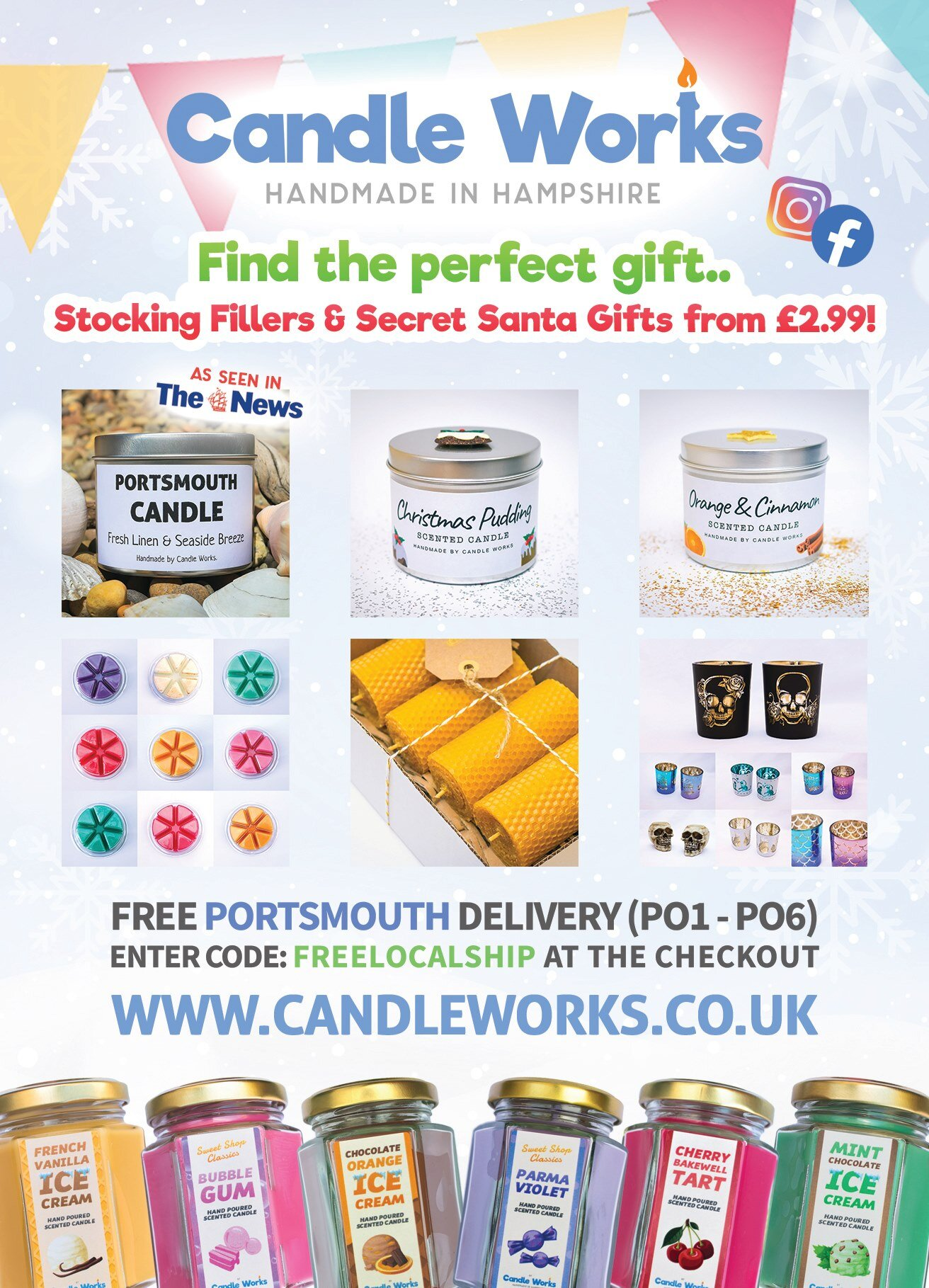 Find the perfect gift this Christmas!