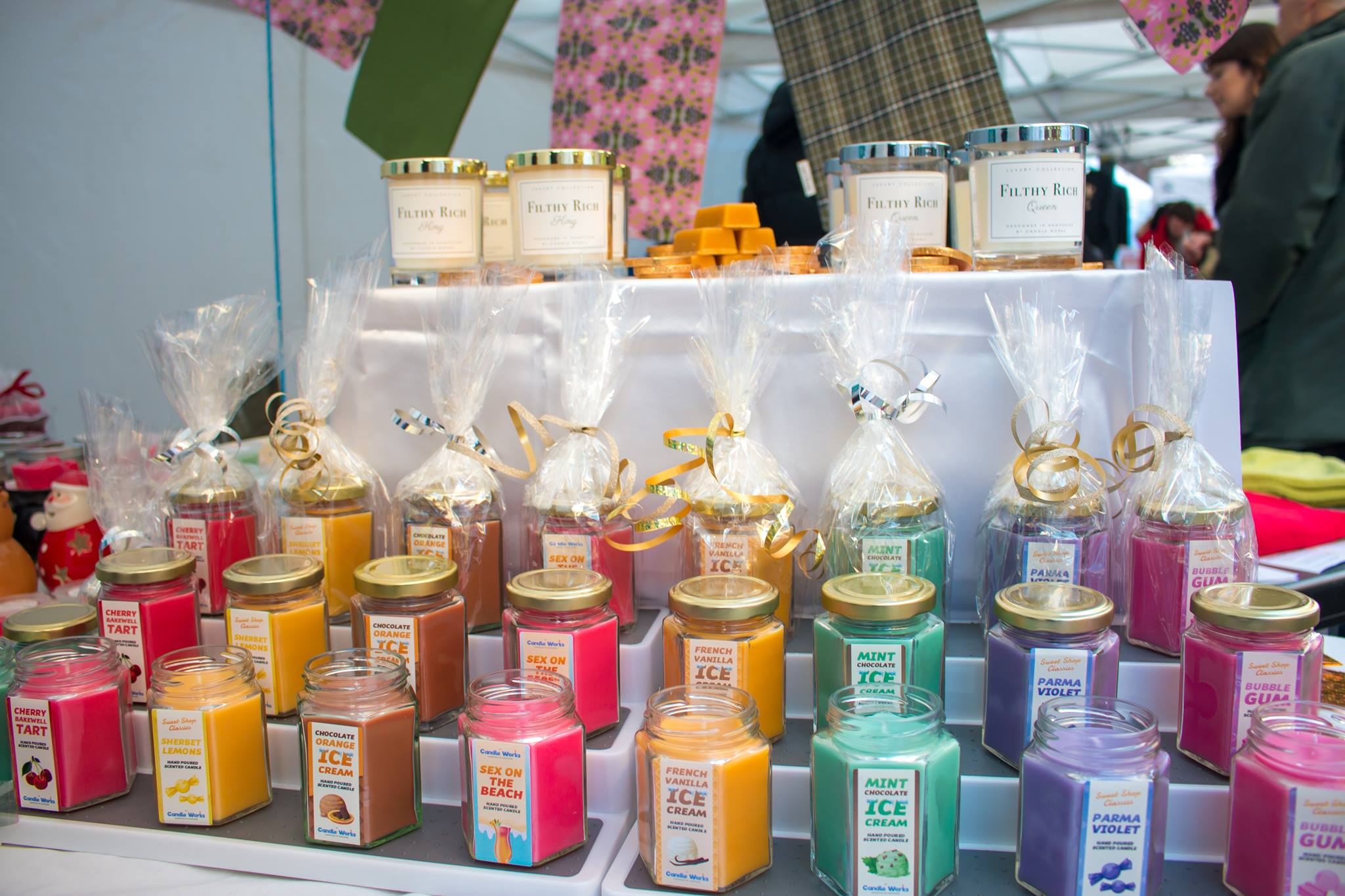 Candle Works UK - Handmade Scented Candles & Wax Melts