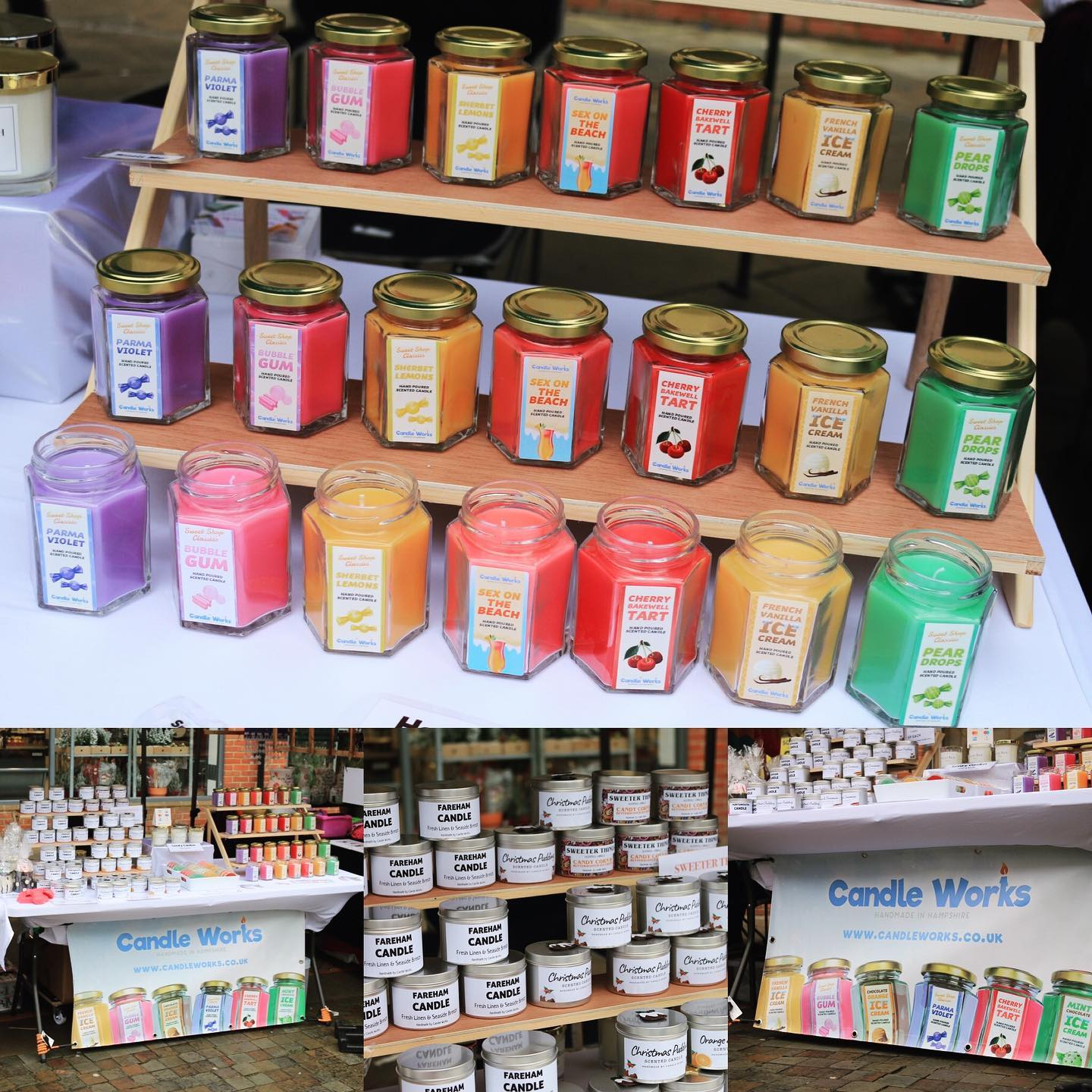 Candle Works Market
